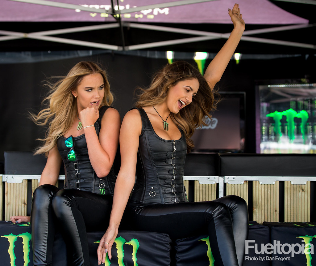 Good question Pictures of hot girls that sponsor monster energy think, that