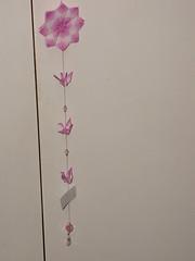 Dezembro 066 (Atelier ArthSarah!) Tags: paper origami modular japo papel bola dezembro tesoura sorte mbile tsuru dobradura longevidade dobras pendurar kudusama