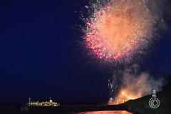 Hanabi. Japanese Fireworks.  Glenn E Waters. Japan 2015 (Glenn Waters in Japan.) Tags: japan fireworks aomori hirosaki hanabi glennwaters
