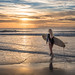 "Longboard Girl - Cocoa Beach, FL<br /><span style=""font-size:0.8em;"">© Chuck Palmer - 2015 - DSC_8903.jpg</span>"