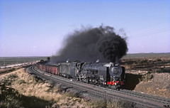 Condenser in full cry. (thrimby2002) Tags: condenser class25 potfontein