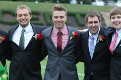 Homecoming 2015 (950) (saintvincentcollege) Tags: saintvincentcollege svc campus event studentlife student homecoming benedictine kenbrooks fall family