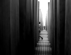 (Svein Skjåk Nordrum) Tags: bw berlin lines concrete movement construction memorial noir path explore holocaustmemorial nero slabs petereisenman holocaustmahnmal stelae explored