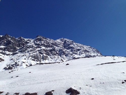 Ski the Andes