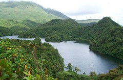 Dominica - Freshwater Lake © Discover Dominica Authority