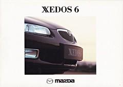 Mazda Xedos 6 brochure 04-1998 (sjoerd.wijsman) Tags: auto 6 cars car voiture vehicle 1998 mazda brochure fahrzeug folleto prospekt xedos mazdaxedos6 carbrochure mazdaxedos xedos6 opuscolo brochura broschyr autobrochure 041998