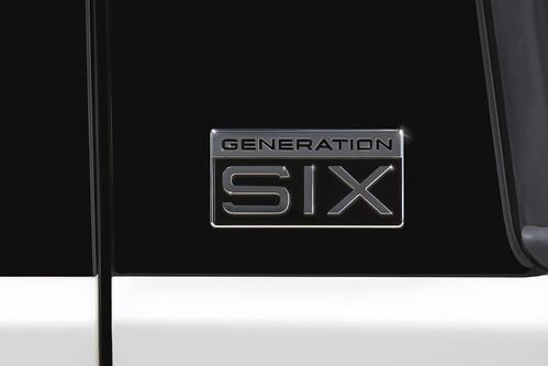 Volkswagen T6 Generation Six