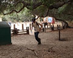047 Across The Picnic Area (saschmitz_earthlink_net) Tags: california statepark losangeles orienteering santamonicamountains topangacanyon losangelescounty 2015 laoc losangelesorienteeringclub
