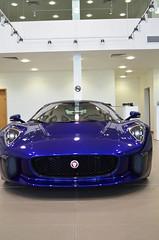 Blue Jaguar.jpg (pedroj451) Tags: blue williams oxford jaguar spectre sportscar jamesbond carchase