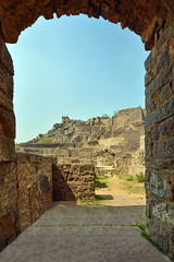 India - Telangana - Hyderabad - Golconda Fort - 59 (asienman) Tags: india hyderabad golcondafort telangana asienmanphotography