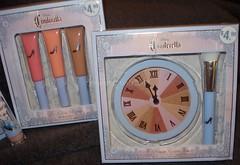 Tick-Tock (velvet_noir2014) Tags: disney cinderella cosmetics walgreens lipgloss bronzer disneyprincess