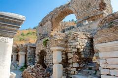 Public Bath (hecticskeptic) Tags: turkey ephesus libraryofcelsus templeofhadrian bouleuterion nymphaeumtraiani markamorgan