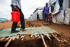 Disabled and displaced (Albert Gonzalez Farran) Tags: camp site war southsudan refugee un unitednations disabled conflict shelter handicap poc disability idp civilians juba displacedpersons displacedpeople centralequatoria protectionofcivilians unmiss