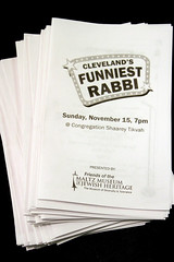 Cleveland's Funniest Rabbi Programs