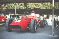 Tony Smith - 1958 Ferrari 246 F1 at the 2015 Goodwood Revival (Photo 1) (Dave Adams Automotive Images) Tags: classic cars car vintage automotive ferrari racing historic motorracing goodwood motorsport revival daveadams 2015 goodwoodrevival daai tonysmith motorrace ferrari246 246f1 daveadamsautomotiveimages wwwdaaicouk 2015goodwoodrevival