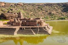 Bhoothanath Temple ([sujith]) Tags: karnataka badami chalukya bagalkot vatapi