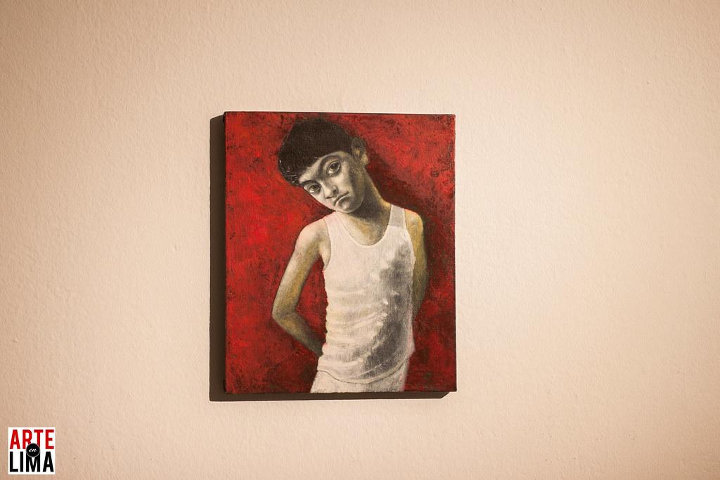 "Joseph Yanqui Robson - ""Mágico Realismo"" en CC Ricardo Palma"