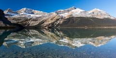 Small-1226 (kayaker72) Tags: canada alberta albertacanada banffnationalpark icefieldsparkway bowlake