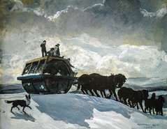 Rockwell Kent - The Road Roller, 1909 at The Phillips Collection Washington DC (mbell1975) Tags: road museum painting us dc washington kent districtofcolumbia gallery museu unitedstates phillips fine arts musée musee collection american realist roller rockwell museo muzeum realism 1909 finearts the beaux beauxarts müze gallerie musum