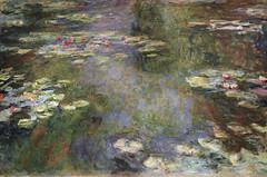 Water Lily Pond (1917-19) Detail (V. C. Wald) Tags: artinstituteofchicago claudemonet chicagoillinois waterlilypond frenchimpressionism