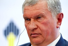 Unique: Russia's Rosneft boss Sechin says no to OPEC oil cap (majjed2008) Tags: boss exclusive opec rosneft russias says sechin