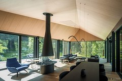 Загородная вилла от студии Arches в Литве