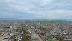 Aerial view of Les Cayes (Pan American Health Organization PAHO) Tags: desastre disaster emergencia emergency huracan hurricane mathew response respuesta