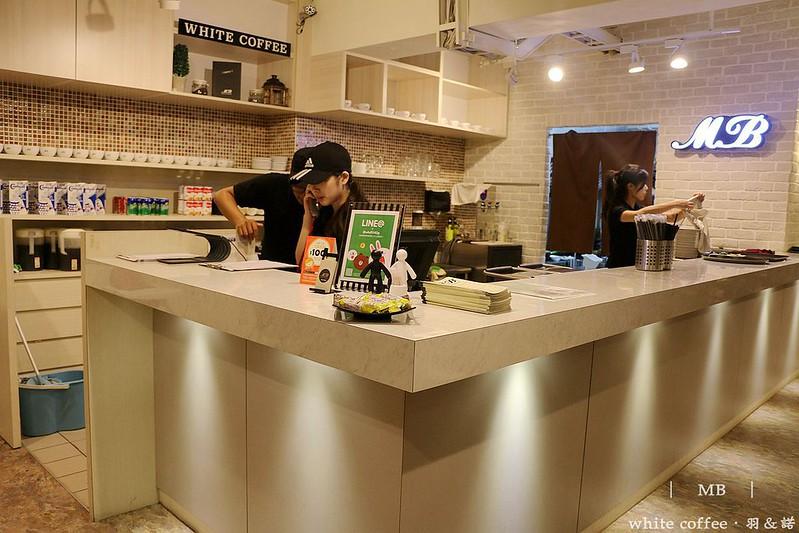 MB white coffee士林店南洋風味美食咖啡廳098