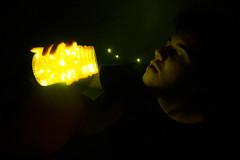 (wolfartf) Tags: light luz color colorful colorido people curitiba paran brazil out dark escuro fairy