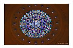 Circular window (prendergasttony) Tags: elements circular round window glass colour nikon d7200 minnesota usa america vaction holiday