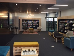 Griffith Library, NSW 21 October 2016