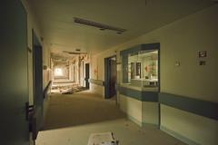 Hospital (Natascha Mattens) Tags: abandoned abandonedbelgium abandonedhospital decay urbex urbanexploring urbanexploration