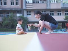 PA034157 (Feeder Wang) Tags: olympus omd em5 mzuiko digital 45mm f18 taiwan taipei     baby model   sport