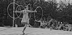 Hula 3 (ye sons of art) Tags: hulahoop circus festival bristol england uk performer outdoor summer