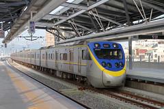 IMG_0463  (vicjuan) Tags: 20161016 taiwan   taichung fongyuan  railway geotagged geo:lat=2425532 geo:lon=120724043  fongyuanstation  train