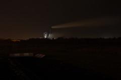 night industry (Harm Roelofzen) Tags: night nacht industry industrie incinerator avr arnhem holland nederland duiven netherlands gelderland verbrandingsoven