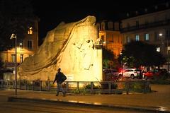 sainté (gato_bond) Tags: extrieur ville nuit pluie exterieur extérieur urbain