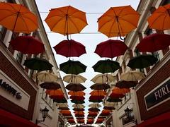 Umbrella Ella Ella eh ehh (Fotofabrik Itzehoe) Tags: umbrella outlet schirm neumnster