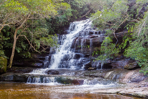 Somersby Falls - top falls