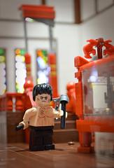 BL Vert 3 (Klikstyle) Tags: lego brucelee enterthedragon vignette movie guillotine