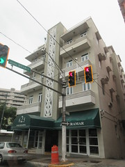Union Building, art deco in Miramar, San Juan, Puerto Rico (Paul McClure DC) Tags: sanjuan puertorico caribbean july2016 miramar artdeco santurce architecture historic