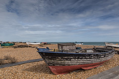 Boat Park (ClydeHouse) Tags: byandrew boat beach fishing deal englishchannel kent