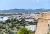 Ibiza (Edi Bähler) Tags: architektur bauwerk befestigung berg ibiza landschaft mauer pflanze siedlung spanien stadt wald architecture city fortification landscape mountain plant structure nikond5 28300mmf3556