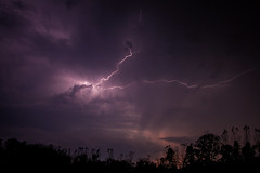 Lightning storm (TDotson) Tags: canon canon70d storm stormyscene stormclouds lightning