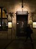 Tor - Augustiner (H.H. Mahal Alysheba) Tags: münchen munich germany night street snapshot restaurant tradition lumix gx7 leicadg summilux 25mmf14