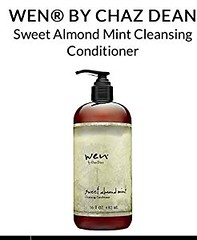 WEN Chaz Dean Sweet Almond Mint Cleansing Conditioner 16 oz with Free Pump (goodies2get2) Tags: 25to50 amazoncom bestsellers natural