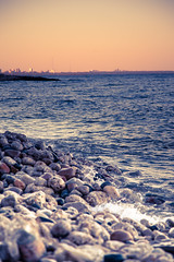 Shoreline (Just Add Light) Tags: fineart gnas midwest milwaukee lakemichigan morning nature landscape beauty soft colorful serine calming mke greatlakes sheridan park