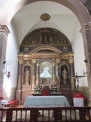 Main altar, Templo de Nuestra Seora de La Salud, San Miguel de Allende, Mexico (Paul McClure DC) Tags: sanmigueldeallende mexico bajo guanajuato nov2016 church historic