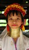 Jeune femme girafe (Bredz10) Tags: visage thailande portrait longcoup girafe couleurs or rouge blanc photo photographie photography
