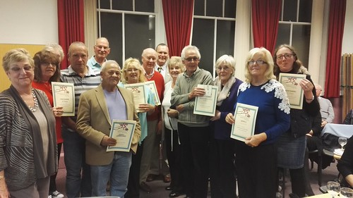 Moordown in Bloom Awards Ceremony 1